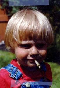 smokingkid