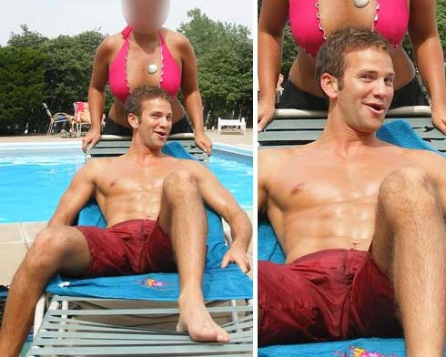 aaron schock christmas card